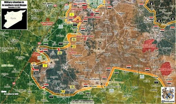 Quân đội Syria tấn công ác liệt, diệt nhiều thủ lĩnh phiến quân ảnh 1