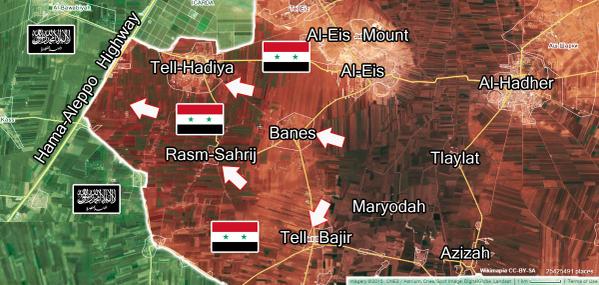 Quân đội Syria tấn công ác liệt, diệt nhiều thủ lĩnh phiến quân ảnh 3