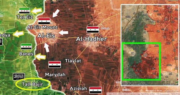 Quân đội Syria tấn công ác liệt, diệt nhiều thủ lĩnh phiến quân ảnh 4