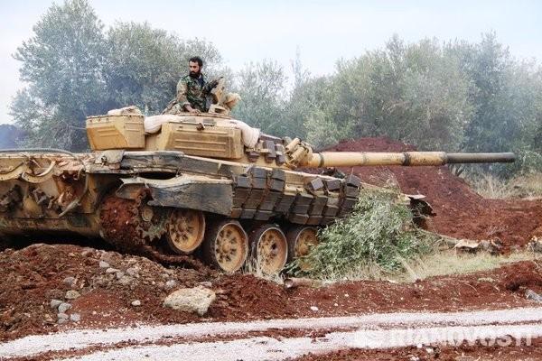 Quân đội Syria tấn công ác liệt, diệt nhiều thủ lĩnh phiến quân ảnh 8