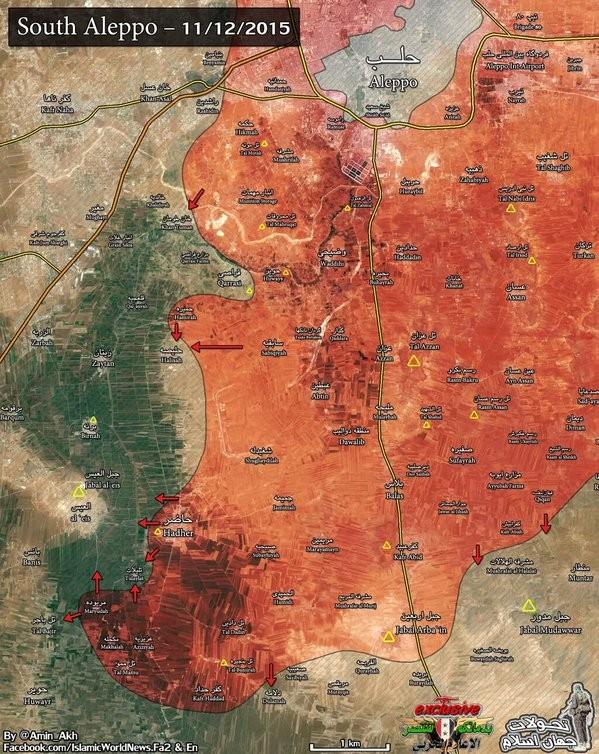 Quân đội Syria tấn công ác liệt, diệt nhiều thủ lĩnh phiến quân ảnh 9