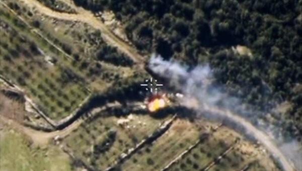 Dồn dập tấn công, quân đội Syria đẩy IS vào hoảng loạn ảnh 1