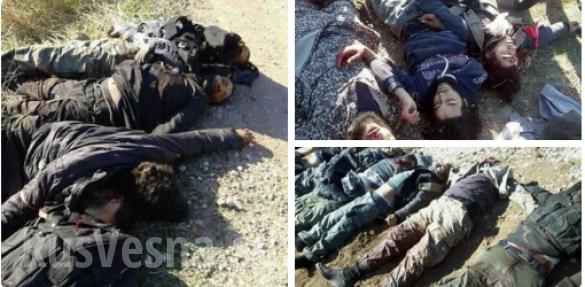 Các phe phái khủng bố đánh giết nhau đẫm máu ở Syria ảnh 1