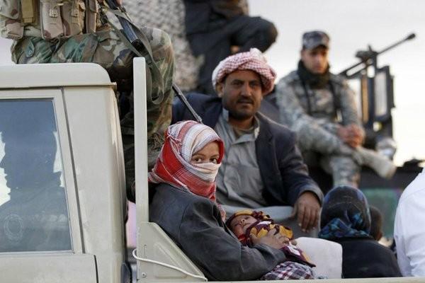 Bão lửa dồn dập mọi hướng trên toàn lãnh thổ Syria ảnh 20