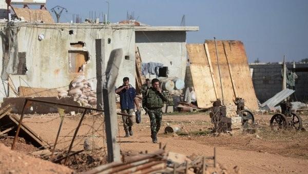 Bão lửa dồn dập mọi hướng trên toàn lãnh thổ Syria ảnh 21