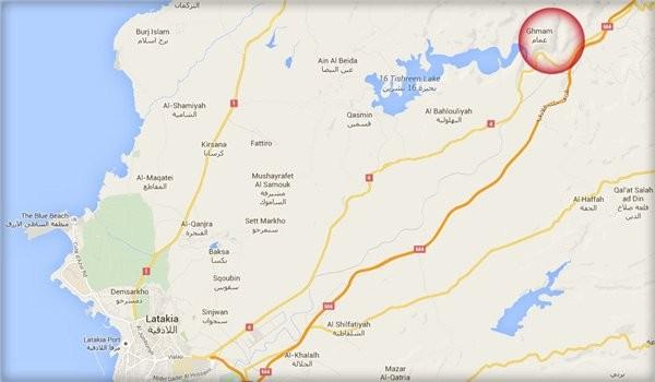 Bão lửa dồn dập mọi hướng trên toàn lãnh thổ Syria ảnh 29