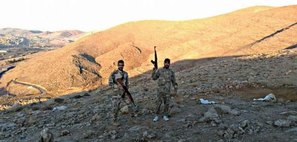Bão lửa dồn dập mọi hướng trên toàn lãnh thổ Syria ảnh 31