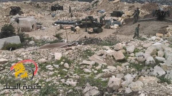 Bão lửa dồn dập mọi hướng trên toàn lãnh thổ Syria ảnh 34