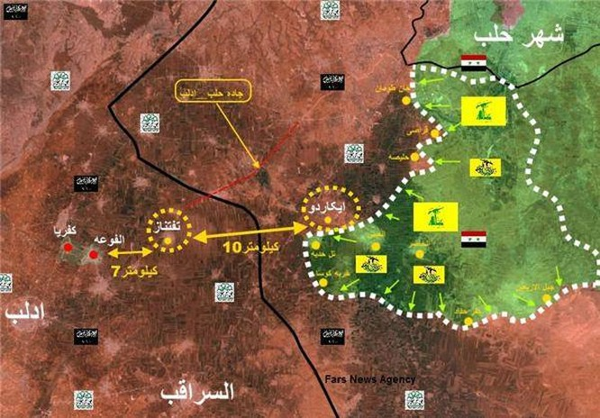Bão lửa dồn dập mọi hướng trên toàn lãnh thổ Syria ảnh 35