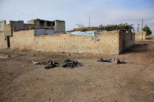 IS phản kích thảm bại, hàng chục phiến quân chết trước dân quân Shiite Iraq ảnh 2