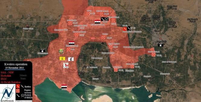 Syria: Cuộc chiến chống IS sẽ ngày càng ác liệt, tàn khốc ảnh 1