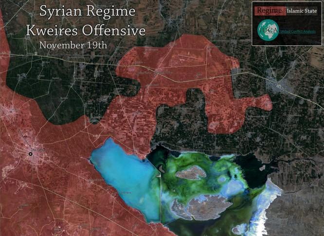 Syria: Cuộc chiến chống IS sẽ ngày càng ác liệt, tàn khốc ảnh 2