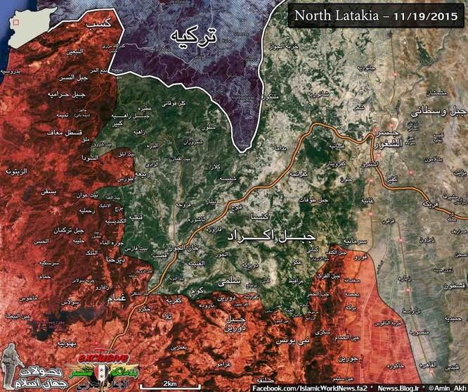 Syria: Cuộc chiến chống IS sẽ ngày càng ác liệt, tàn khốc ảnh 3