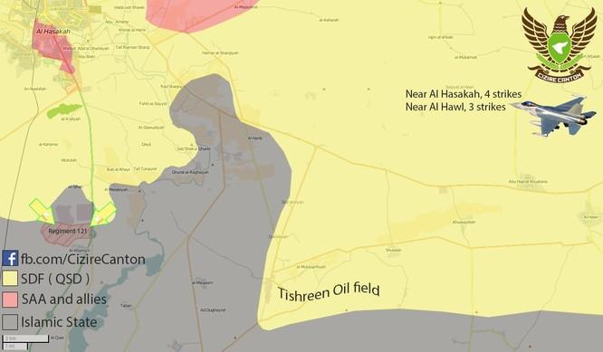 Syria: Cuộc chiến chống IS sẽ ngày càng ác liệt, tàn khốc ảnh 5