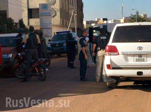 Giải cứu con tin ở Radisson Blu Hotel, Bamako, Mali ảnh 4