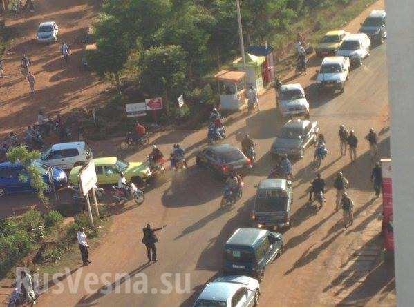 Giải cứu con tin ở Radisson Blu Hotel, Bamako, Mali ảnh 5