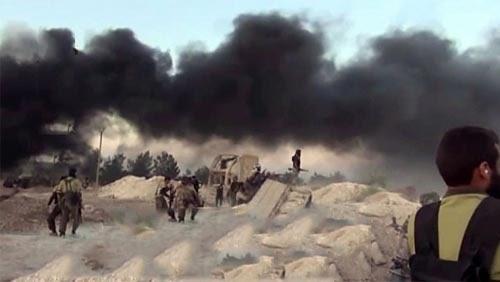 Không quân Nga trút đòn hủy diệt, IS hoảng loạn tìm cách tháo thân ảnh 1
