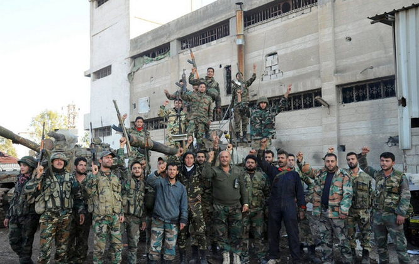 Không quân Nga trút đòn hủy diệt, IS hoảng loạn tìm cách tháo thân ảnh 6
