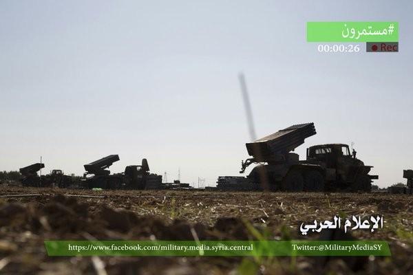 Không quân Nga trút đòn hủy diệt, IS hoảng loạn tìm cách tháo thân ảnh 10