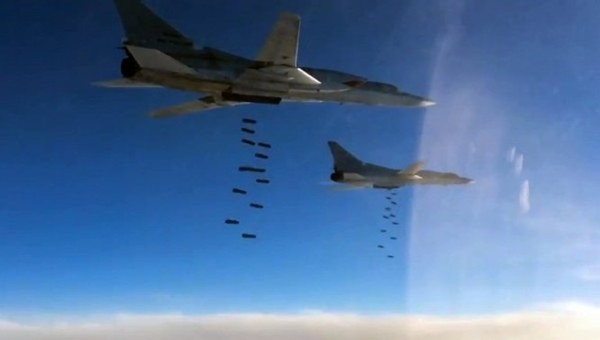 Chiến sự Syria cuối tuần: Giằng co, đấu hỏa lực trên mọi chiến trường ảnh 7