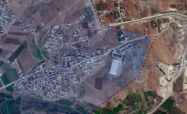 Chiến sự Syria cuối tuần: Giằng co, đấu hỏa lực trên mọi chiến trường ảnh 10