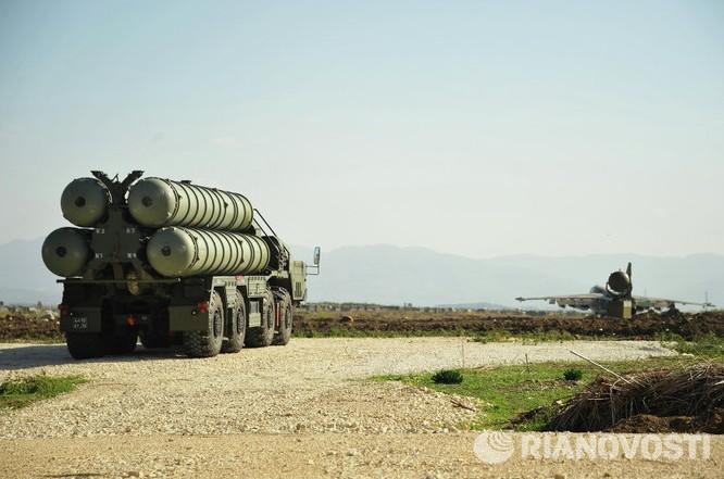 Video và ảnh triển khai hệ thống S-400 siêu hiện đại ở Syria ảnh 3