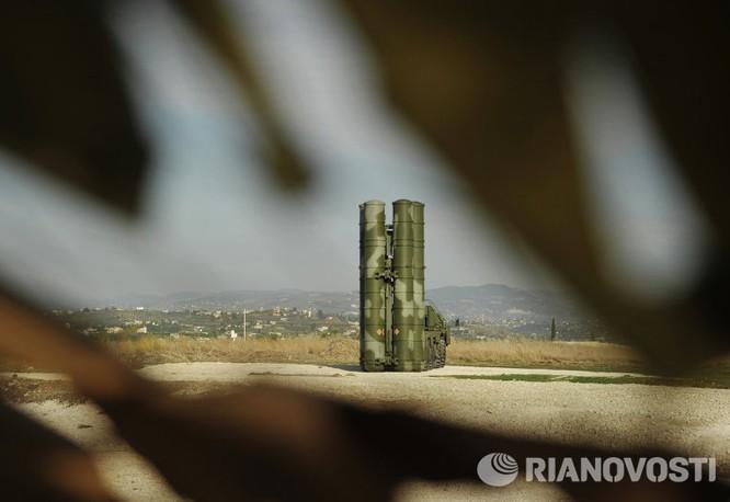 Video và ảnh triển khai hệ thống S-400 siêu hiện đại ở Syria ảnh 5
