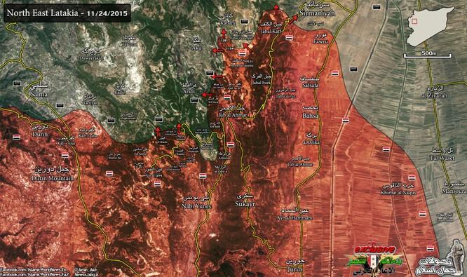Syria nóng bỏng sau ngày thảm họa Su-24 ảnh 17