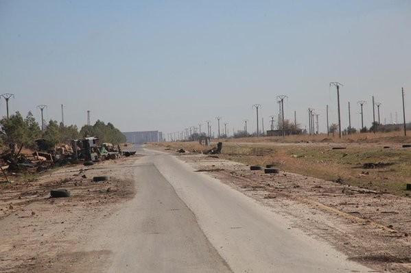Syria nóng bỏng sau ngày thảm họa Su-24 ảnh 21