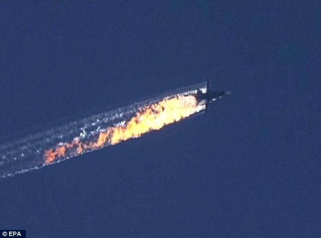 Putin: Mỹ biết rõ đường bay của Su-24 bị bắn hạ ảnh 3