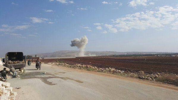 Nóng bỏng chiến sự Syria sau khi Su -24 bị bắn hạ ảnh 7