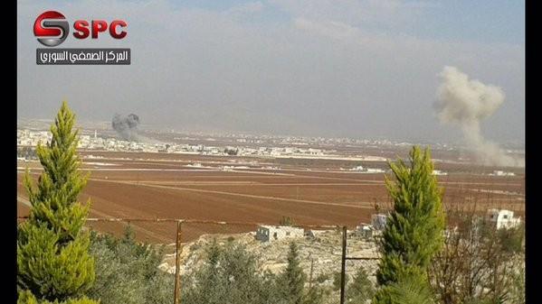 Nóng bỏng chiến sự Syria sau khi Su -24 bị bắn hạ ảnh 9