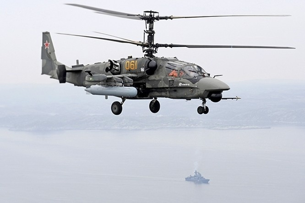 """Nghi vấn """"thợ săn đêm"""" Mi-28N và """"cá sấu"""" Ka-52 Nga tham chiến ở Syria ảnh 2"""