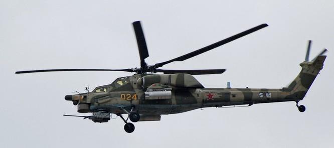 """Nghi vấn """"thợ săn đêm"""" Mi-28N và """"cá sấu"""" Ka-52 Nga tham chiến ở Syria ảnh 3"""