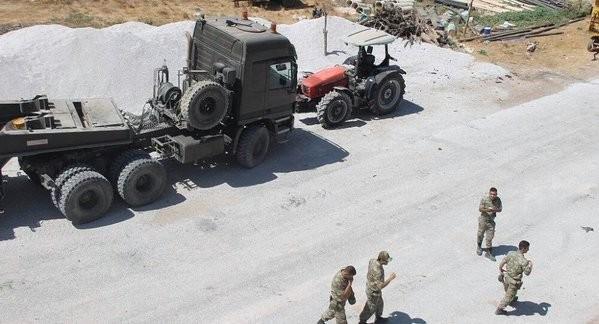 Quân đội Syria tấn chiếm thêm các khu dân cư ở nhiều tỉnh ảnh 8