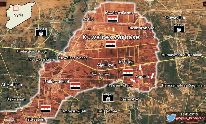Đẫm máu, dai dẳng chiến cuộc giành giật Aleppo ảnh 2
