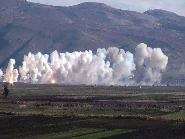 Quân đội Syria dội bão lửa IS, phương Tây suốt ruột vào cuộc ảnh 5