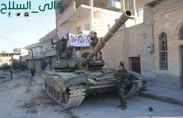 Quân đội Syria dội bão lửa IS, phương Tây suốt ruột vào cuộc ảnh 10