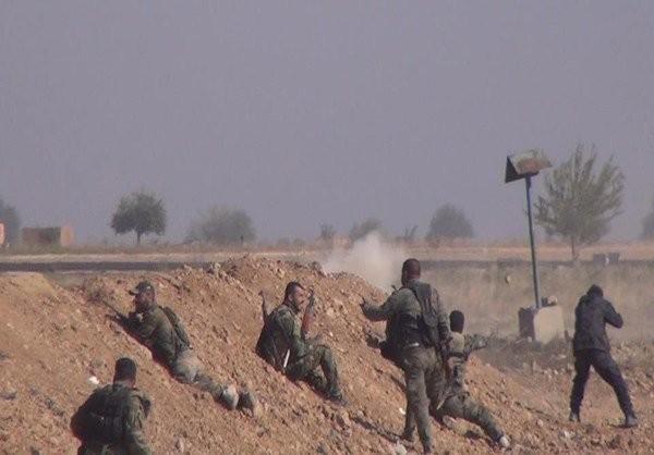 Quân đội Syria dội bão lửa IS, phương Tây suốt ruột vào cuộc ảnh 12