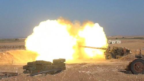 Syria rực lửa cuộc chiến phong tỏa biên giới Thổ Nhĩ Kỳ ảnh 2