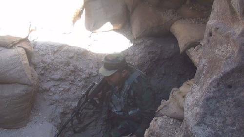 Syria rực lửa cuộc chiến phong tỏa biên giới Thổ Nhĩ Kỳ ảnh 3
