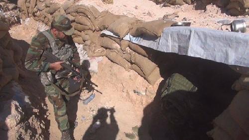 Syria rực lửa cuộc chiến phong tỏa biên giới Thổ Nhĩ Kỳ ảnh 4