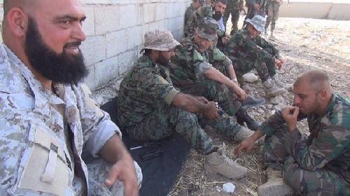 Syria rực lửa cuộc chiến phong tỏa biên giới Thổ Nhĩ Kỳ ảnh 5