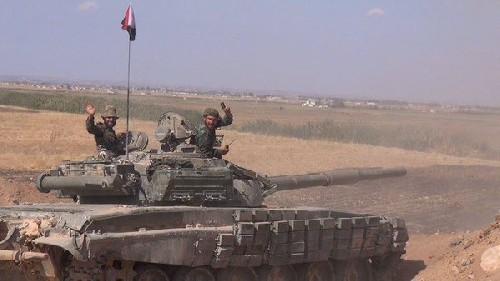 Syria rực lửa cuộc chiến phong tỏa biên giới Thổ Nhĩ Kỳ ảnh 7