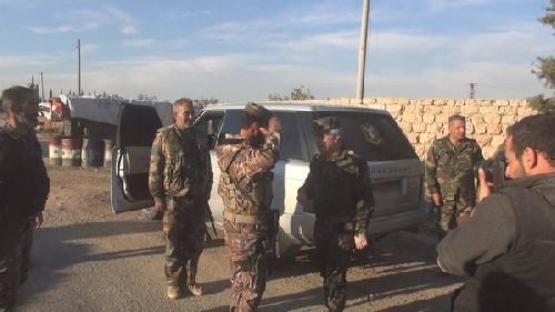 Syria rực lửa cuộc chiến phong tỏa biên giới Thổ Nhĩ Kỳ ảnh 8