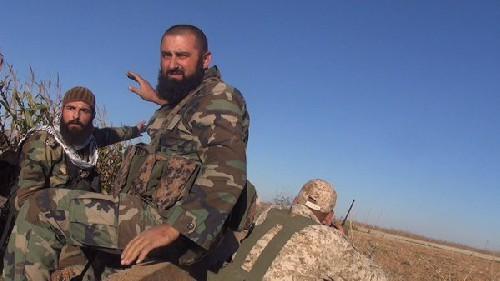 Syria rực lửa cuộc chiến phong tỏa biên giới Thổ Nhĩ Kỳ ảnh 9