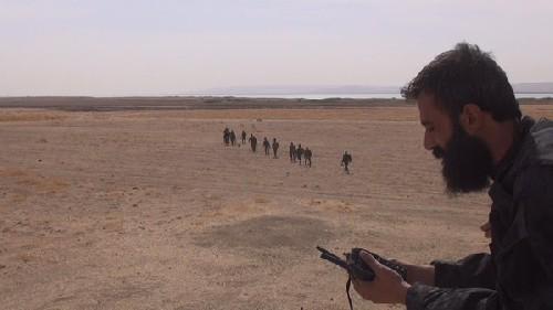 Syria rực lửa cuộc chiến phong tỏa biên giới Thổ Nhĩ Kỳ ảnh 10