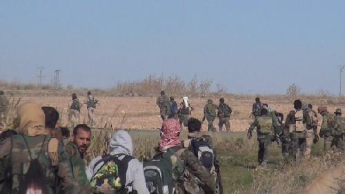 Syria rực lửa cuộc chiến phong tỏa biên giới Thổ Nhĩ Kỳ ảnh 11
