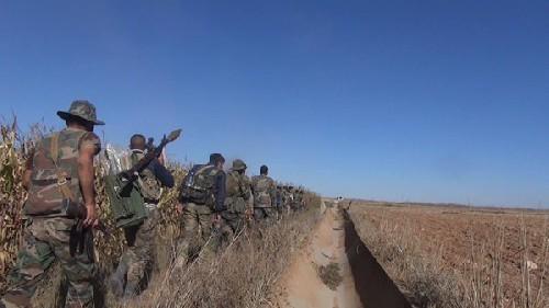 Syria rực lửa cuộc chiến phong tỏa biên giới Thổ Nhĩ Kỳ ảnh 13