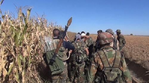 Syria rực lửa cuộc chiến phong tỏa biên giới Thổ Nhĩ Kỳ ảnh 14
